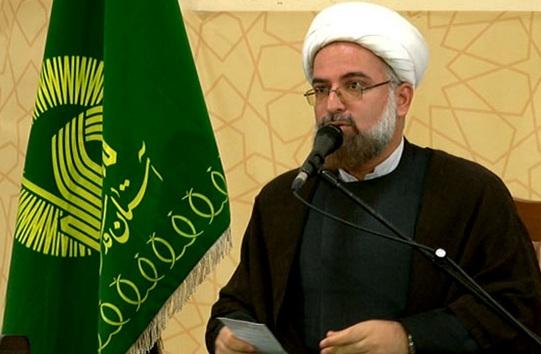 حجت الاسلام محمد باقر حیدری کاشانی