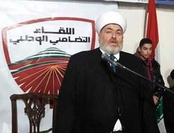 الشيخ ملص: على الحكومات الاسلامية أن ترتبط بشعوبها بدل الاستكبار العالمي