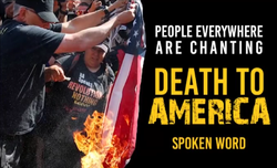 People Everywhere Are Chanting 'Death To America'