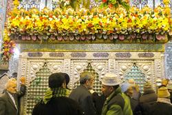 مولودی خوانی به مناسبت میلاد حضرت زینب
