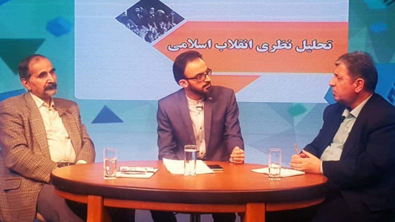 مناظره| جمعبندی بین سنت و مدرنیته، ویژگی انقلاب اسلامی| نجات جهان و ارتقای سطح زندگی مردم، دغدغه انقلاب اسلامی