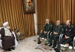 روز به روز بر اقتدار دفاعی افزوده شود | دشمنان جرأت نگاه چپ به ایران ندارند