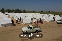 خطری که مردم سیل زده خوزستان را تهدید می کند