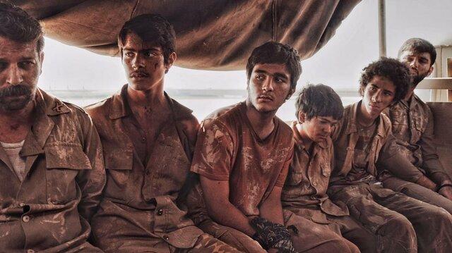تنها حضور سردار سلیمانی سر صحنه یک فیلم