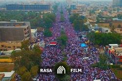 وحدت میلیونی مردم عراق