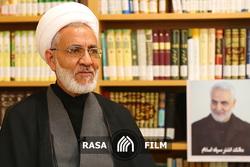 انتقام خون شهید سردار سلیمانی با نابودی رژیم صهیونیستی خواهد بود