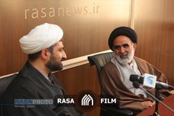 بازدید حجت الاسلام والمسلمین ربانی از خبرگزاری رسا