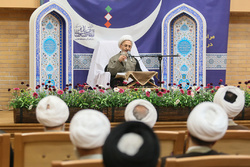 سخنرانی حضرت آیت الله سبحانی در دارالقرآن علامه طباطبایی