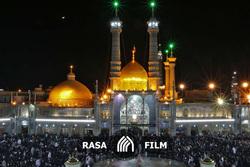 مناجات ویژه رمضان در حرم حضرت معصومه