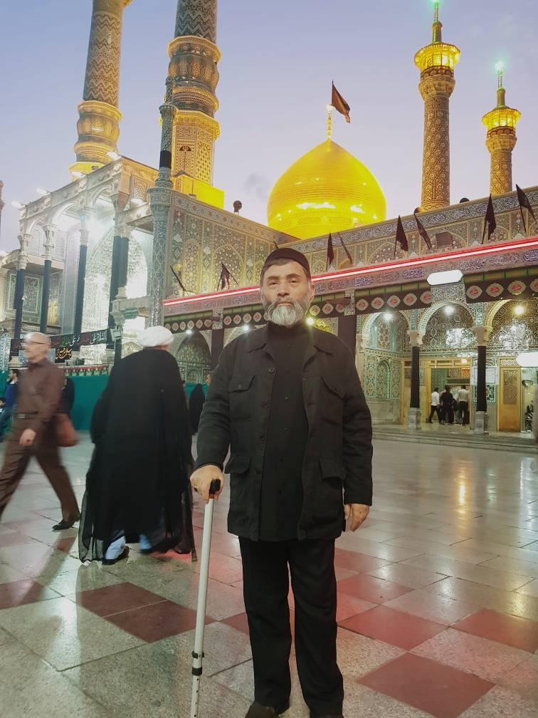 گزارش� رسا از ش�ادت حجت ا�اس�ا� «س�د ��ا� ا�د�� غاز�» در تاج�کستا�