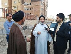 توضیحات حجت الاسلام نواب درباره پروژه مسکن سازی مرکز خدمات