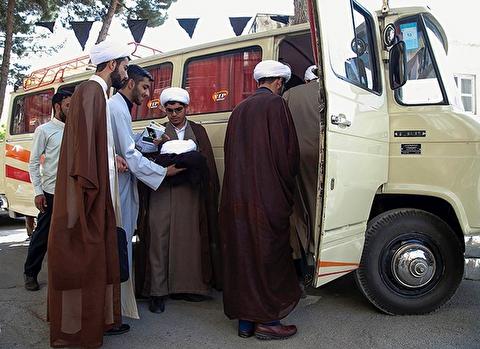 ۳۴۷ مبلغ از استان سمنان به مراسم اربعین حسینی اعزام شدند