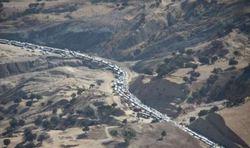 احتمال یک طرفه شدن مسیرهای تردد زائران وجود دارد