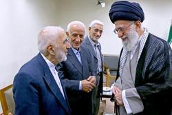 پیام تسلیت رهبر انقلاب در پی درگذشت حاج محسن قلهکی