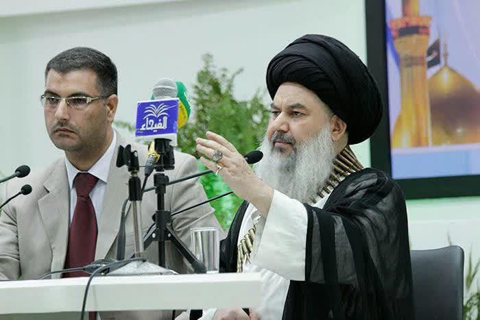 تصاویری از فعالیت های دینی، سیاسی و فرهنگی آیت الله سید یاسین موسوی