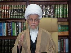 دیدار رئیس اتحادیه علمای مقاومت با آیت الله نابلسی