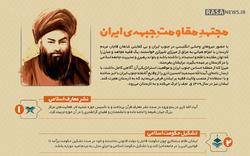 اطلاع نگاشت | مجتهد مقاومت جبهه ایران