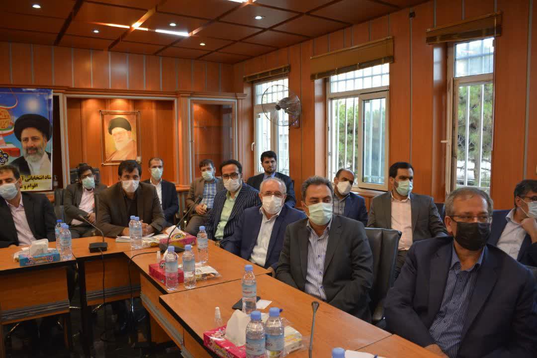 پوششی//////مدیران نظام بانکی کشور از آیت الله رئیسی حمایت کردند