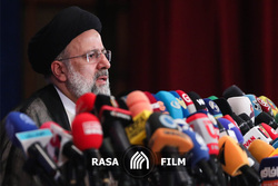 فیلم کامل اولین کنفرانس خبری آیت الله رئیسی
