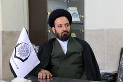 عمامه گذاری ۱۸۰ طلبه اصفهانی در شب عید سعید غدیر