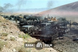فیلم   بازخوانی عملیات مرصاد