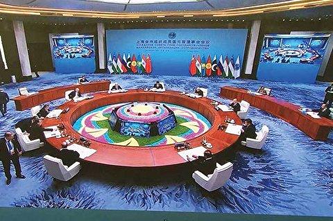 عضویت ایران در سازمان شانگهای تحریم های غرب را بیاثر خواهد کرد