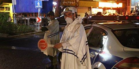 سردرگمی مردم در پی عدم ابلاغ لغو ممنوعیت تردد شبانه به پلیس