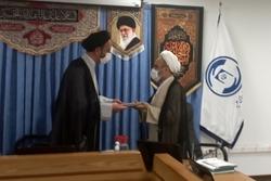 حجت الاسلام ملک دار به عنوان مدیر کل حوزه ریاست مرکز خدمات معرفی شد