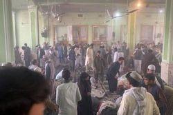 اجتماع بزرگ حوزویان در محکومیت و اعلام انزجار از کشتار بیرحمانه مردم افغانستان