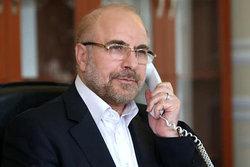 تاکید قالیباف بر تشکیل کمیسیونهای مشترک پارلمانی و اقتصادی ایران و روسیه