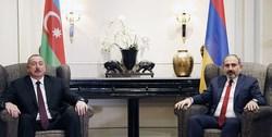 رد شایعه دیدار میان نخستوزیر ارمنستان با رئیسجمهور جمهوری آذربایجان